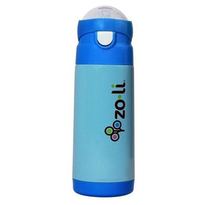 Zoli Dash Vacuum Insulated Bottle (Blue)