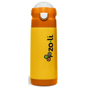Zoli Dash Vacuum Insulated Bottle (Orange)