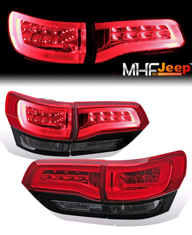 2014-2019 Jeep Grand Cherokee Eagle Eye LED Taillights