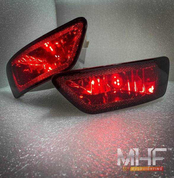2011-2020 Jeep Grand Cherokee Smoked Rear Fog Lamps