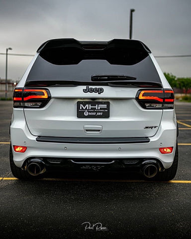2014-2021 Jeep Grand Cherokee Rear Led Black Out Package