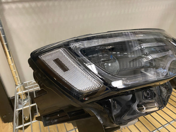 2014-2020 Jeep Grand Cherokee Euro-Spec Clear Headlight Markers (HID)