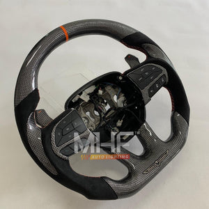 "Silver Carbon ""Track Series"" Carbon Hawk Wheel"