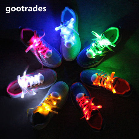 LED Light Up Shoelace w/ Flash Settings