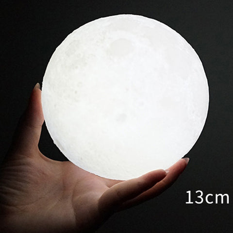 3D Moon Light Set