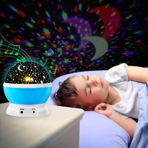 Night Light Projector Lamp