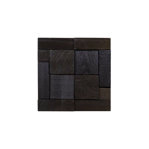 Ashlar1 Ember Mosaic Wood Wall Tiles
