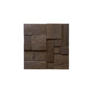 Ashlar2 Gunstock Mosaic Wood Wall Tile