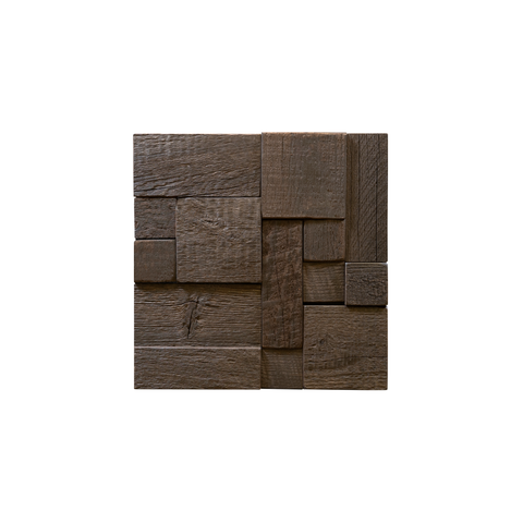 Gunstock Ashlar2 Reclaimed Mosaic Tile