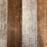 Barnwood In A Box Brown/ Gray Mix  - 10 Square Feet