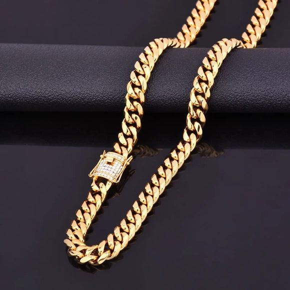 Miami cuban link chain *NEW*