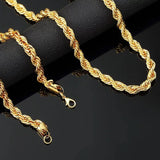 Gold 3mm Rope Chain *NEW*