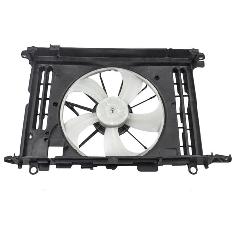 2009-2014 TOYOTA COROLLA MATRIX PONTIAC VIBE COOLING FAN ASSEMBLY WITH SHROUD 1.8L ENGINE