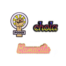 PIN PACK CHOLA POWER