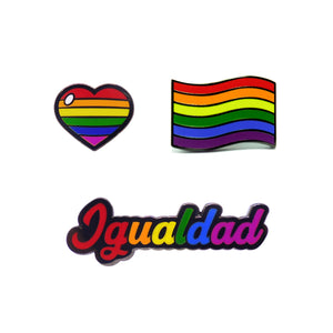 PIN PACK PRIDE