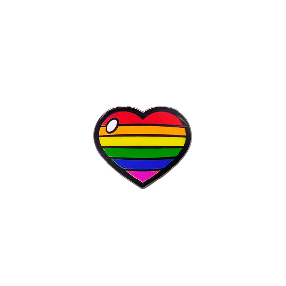PIN CORAZON PRIDE