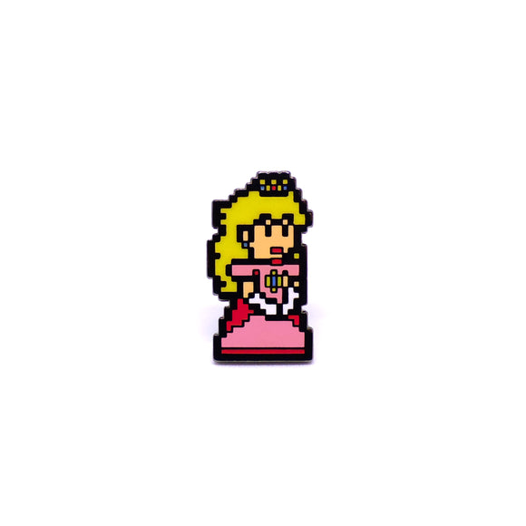 PIN PRINCESA PEACH