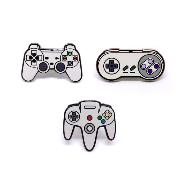 PIN PACK GAMER