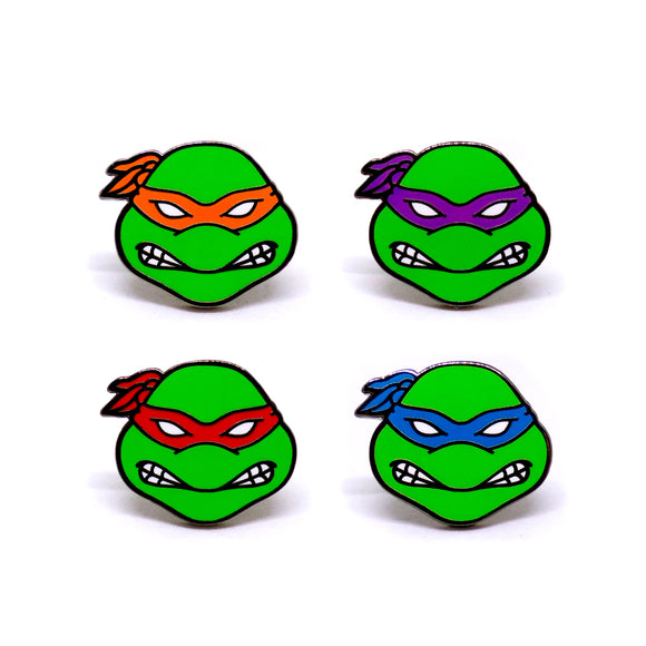 PIN PACK TMNT