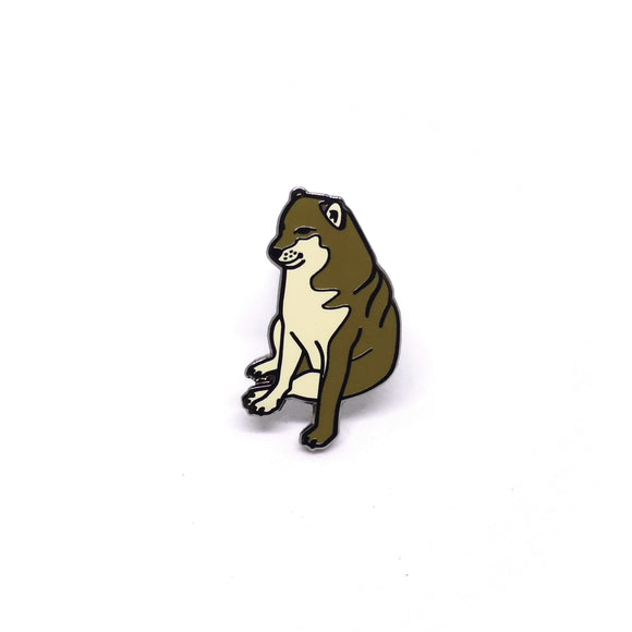 PIN DOGE CHIQUITO (CHEEMS)