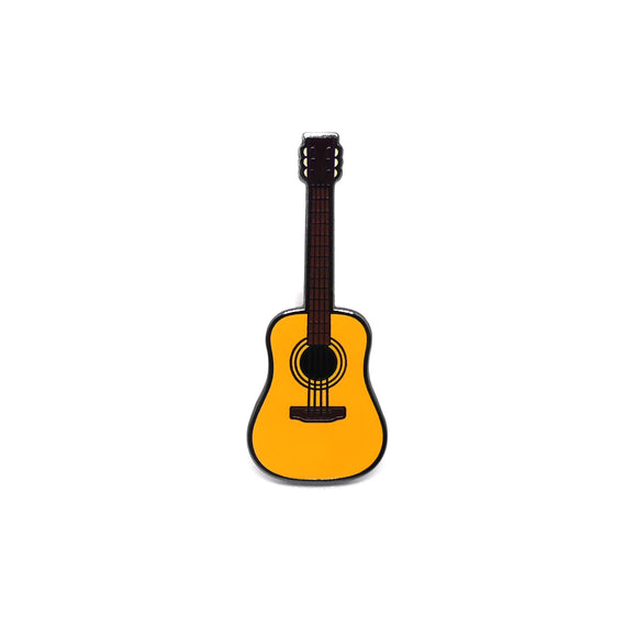 PIN GUITARRA ACUSTICA