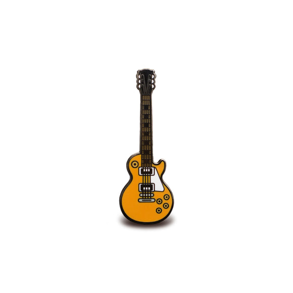 PIN GUITARRA LES PAUL CLASICA