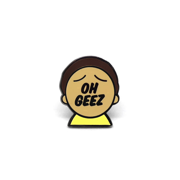 PIN MORTY