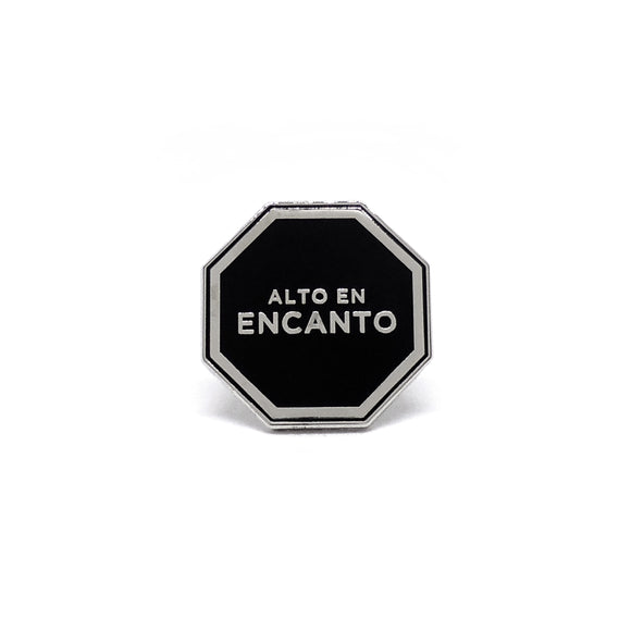 PIN OCTOGONO ENCANTO