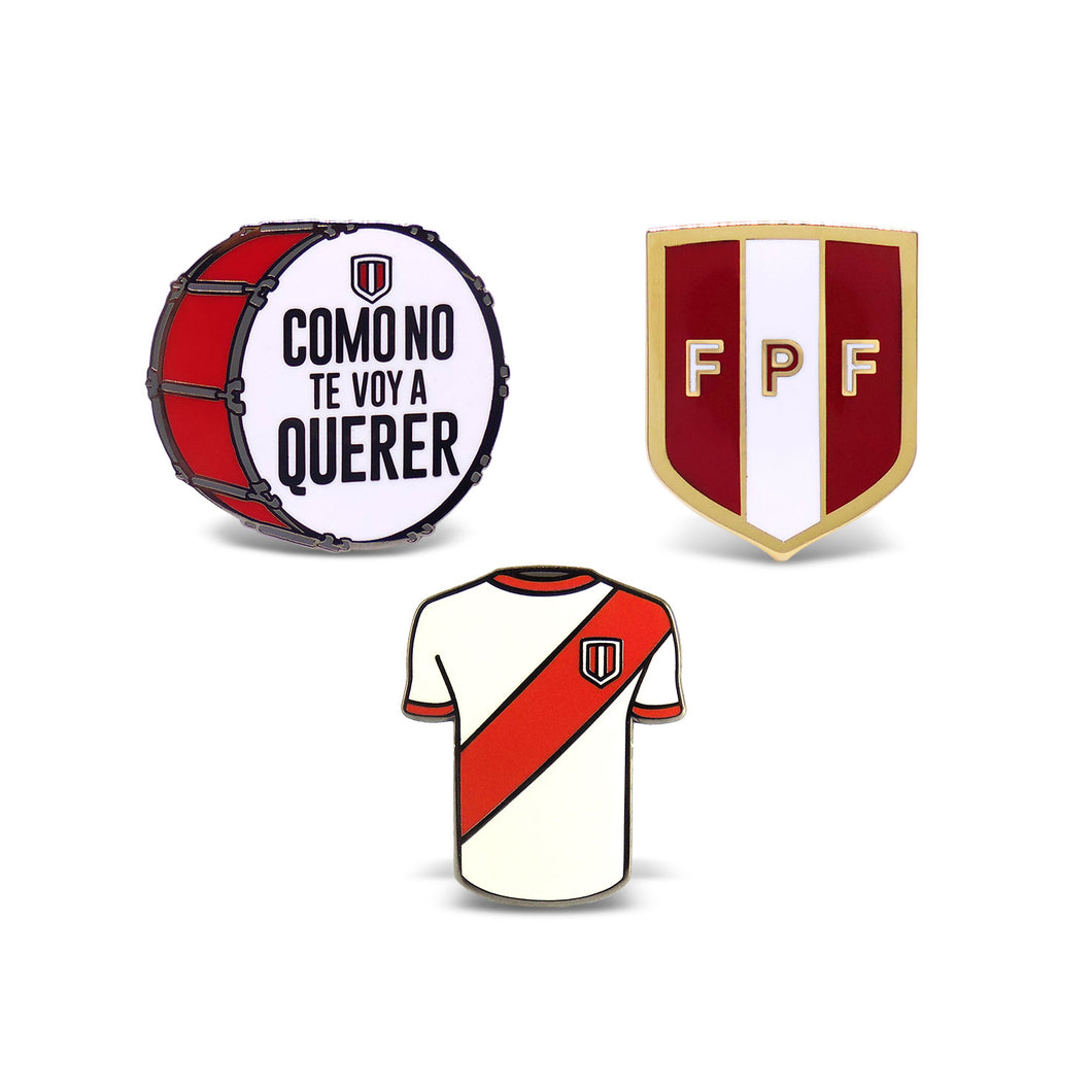 PIN PACK INCONDICIONAL #1