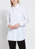 Schiffer Button Down Blouse
