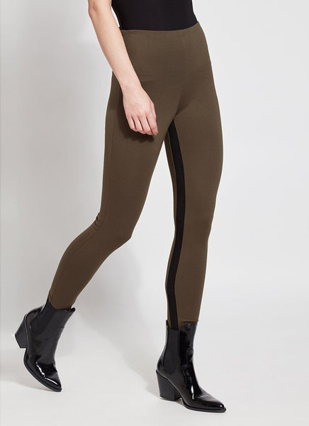 Saddle Stripe Legging