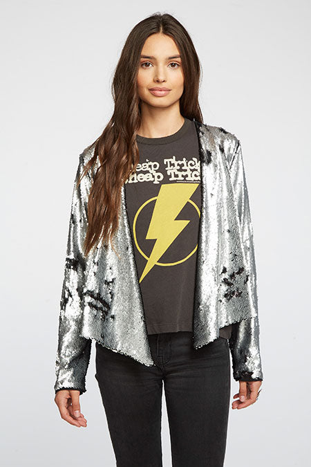 Dance All Night Sequin Jacket