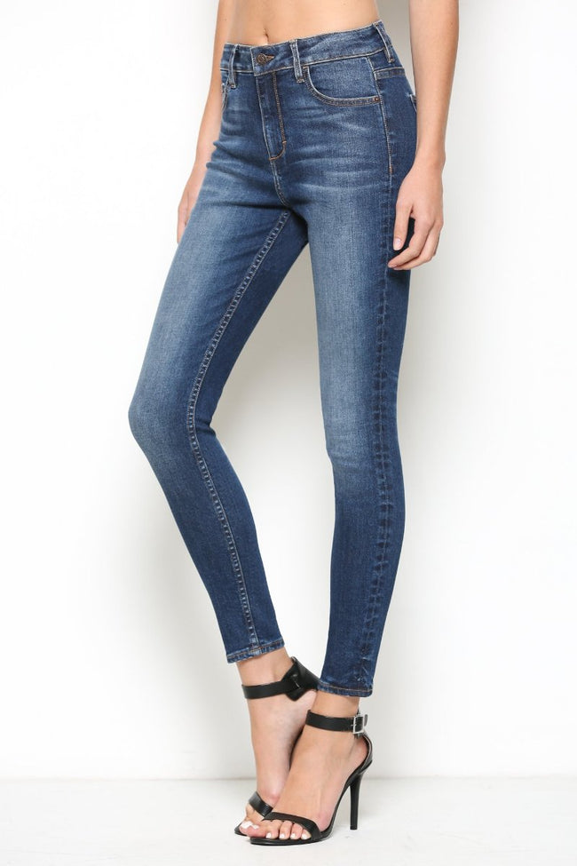Taylor High-Rise Ankle Skinny