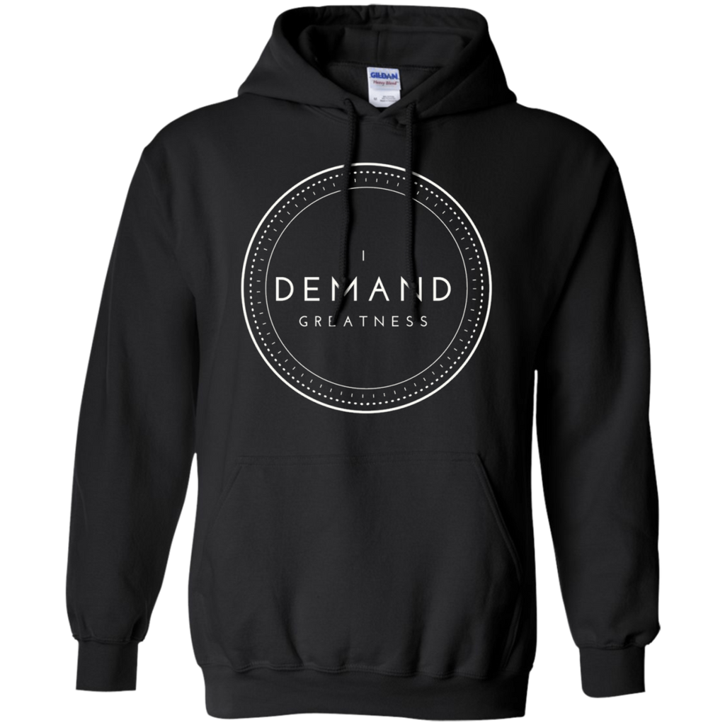Demand Greatness Millennial Prodigy Pullover Hoodie 8 oz.