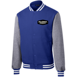Prodigy Sport-Tek Fleece Letterman Jacket