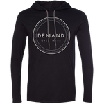 Demand Greatness Anvil LS T-Shirt Hoodie
