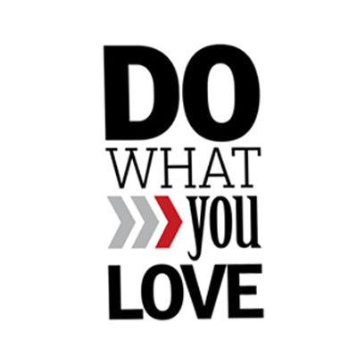Do what you love, love what you do, Motivational poster, Scandinavian poster, Canvas Art Picture Wall Art Oil Paintings No Frame