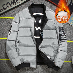 Grandwish Bomber Jacket Men