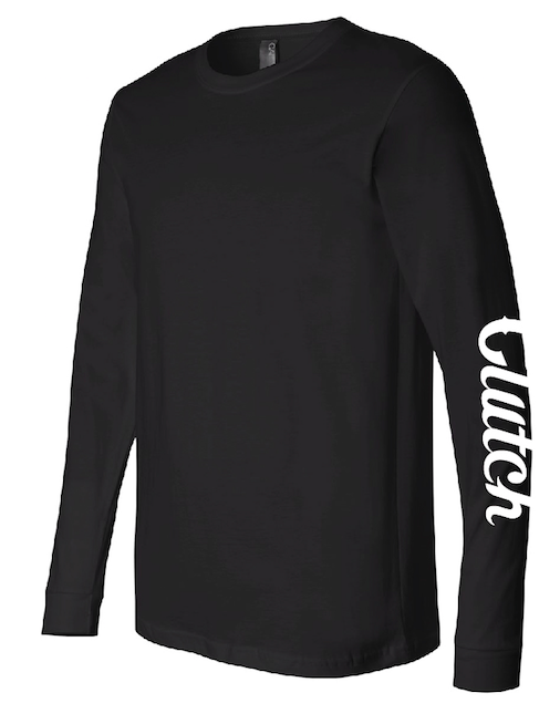 Clutch & Throttle long-sleeve tee