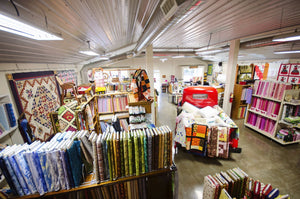 Take A Tour Of Lonesome Pine Quilts