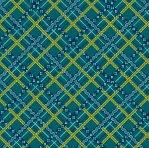 Pieceful Gathering Plaid 3446-77