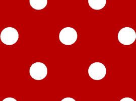 Classic Dot Large Red Dot