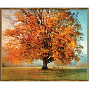 Artworks X Fall Tree Panel 26858-X from Quilting Treasures by the panel