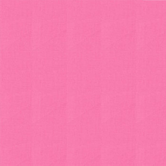 Bella Solids Peony Pink Solid Fabric 9900-91 from Moda by the yard