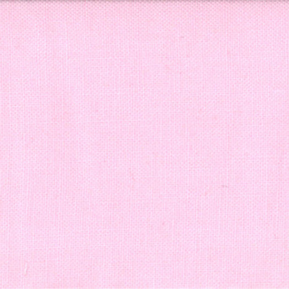 Bella Solids Parfait Pink Solid Fabric 9900-248 from Moda by the yard
