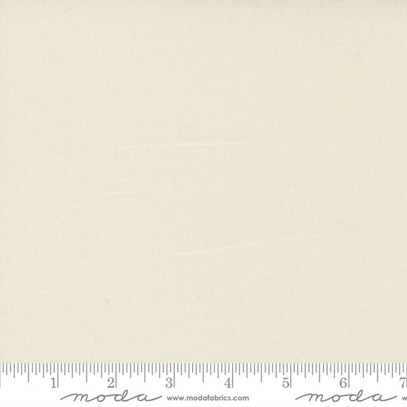 Bella Solids Eggshell Solid Fabric 9900-281 from Moda by the yard
