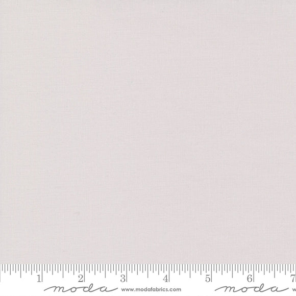 Bella Solids Fog Gray Solid Fabric 9900-282 from Moda by the yard