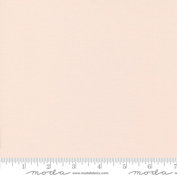 Bella Solids Pale Pink 9900-26 from Moda by the yard