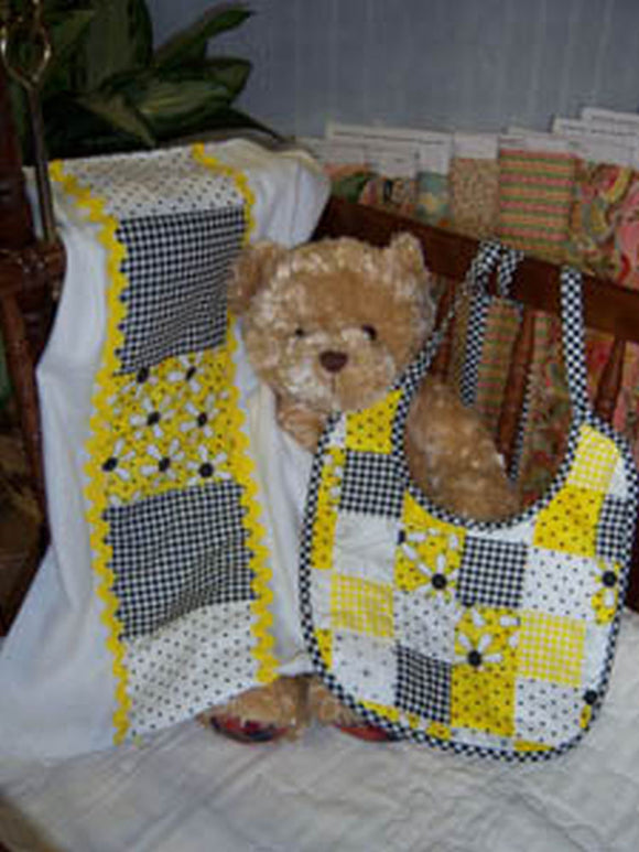 Bibs and Burpies Pattern from The Teacher's Pet