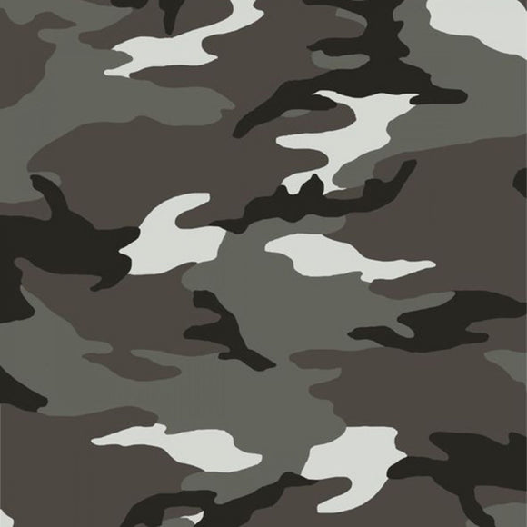 Camo Gray 36383-2 fabric from Windham by the yard
